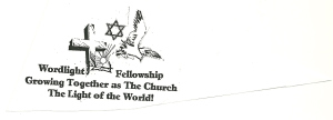 Growing together as The Church of His Body - Jesus our Lord.  We the Church are the light of the World!!!